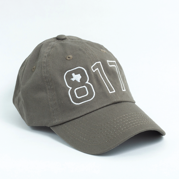 817 Texas - Ball Cap