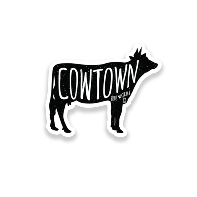 Cowtown Cow - Magnet