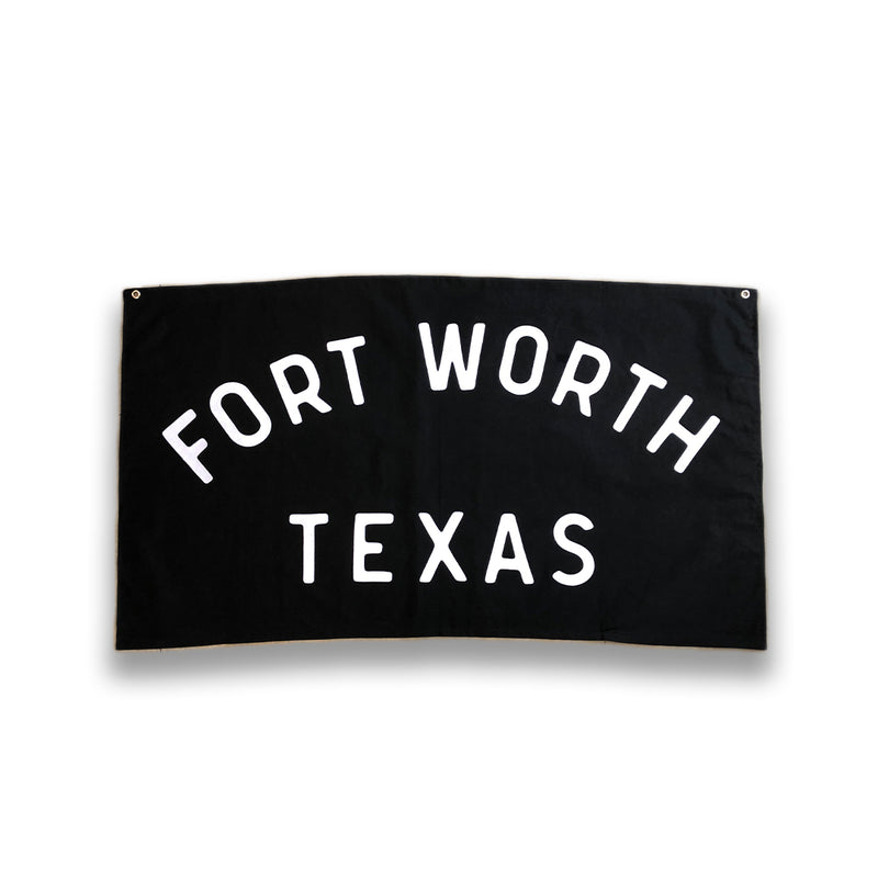 Fort Worth Texas Banner