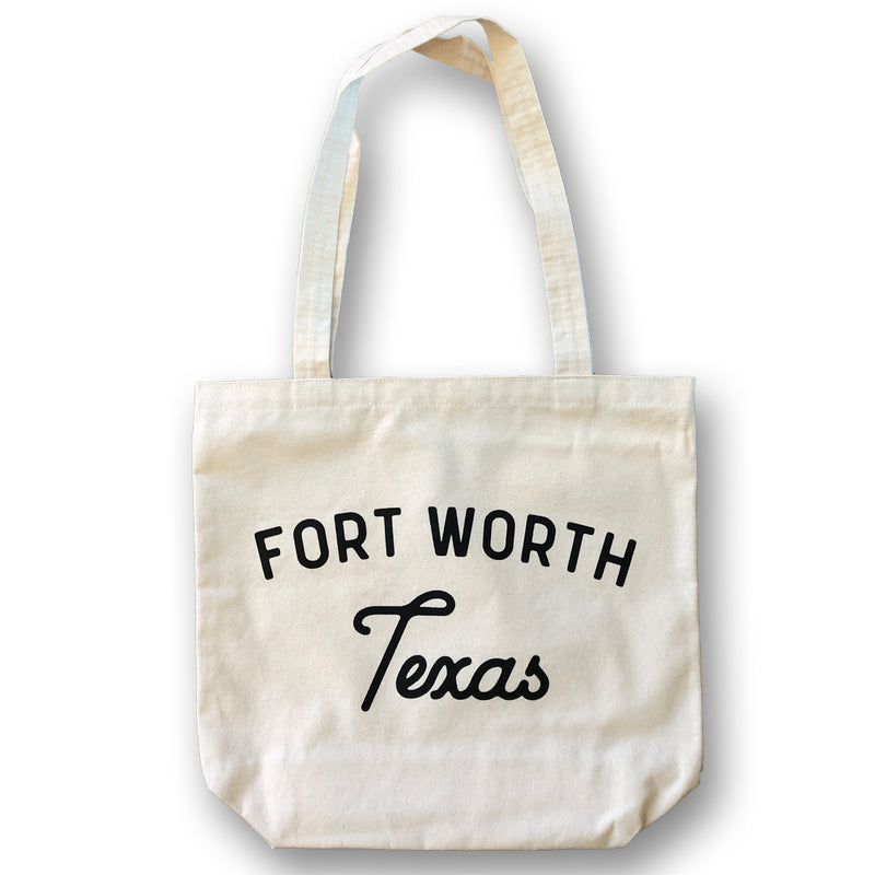 Fort Worth Texas - Tote Bag