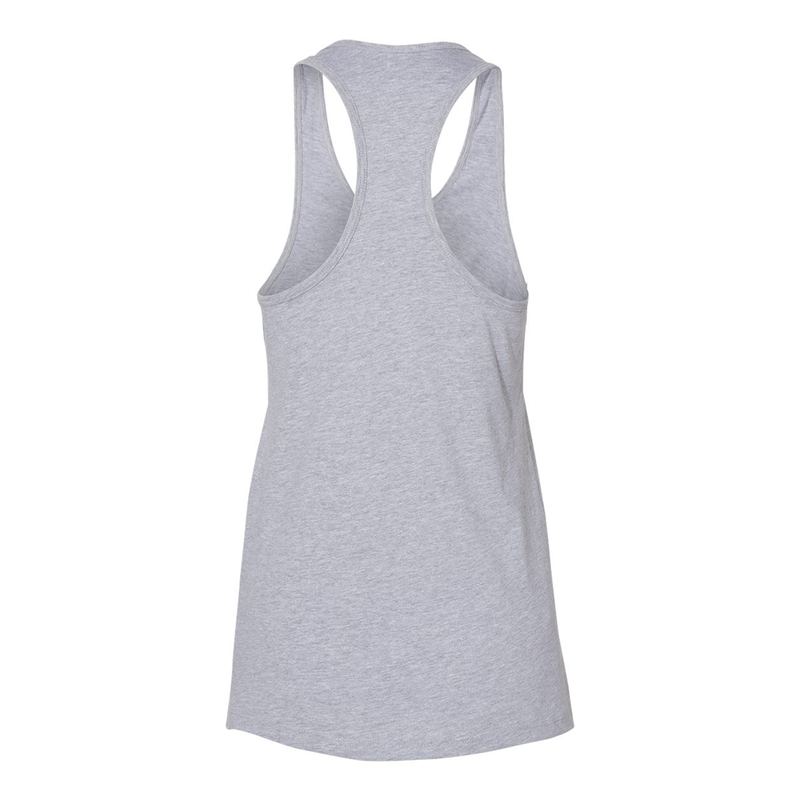 FTW Cursive - Women's Tank - Athletic Heather