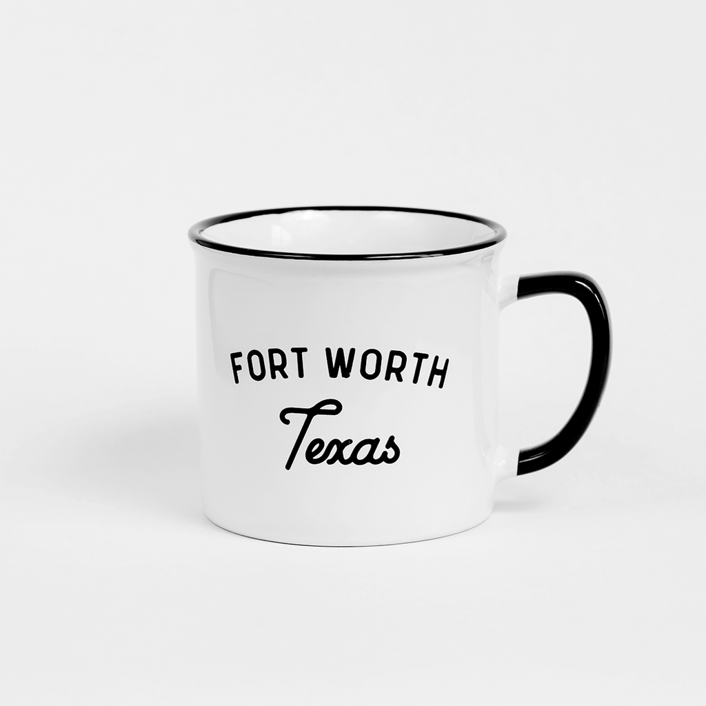Fort Worth Texas - Mug