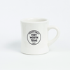 Fort Worth Stamp Diner Mug