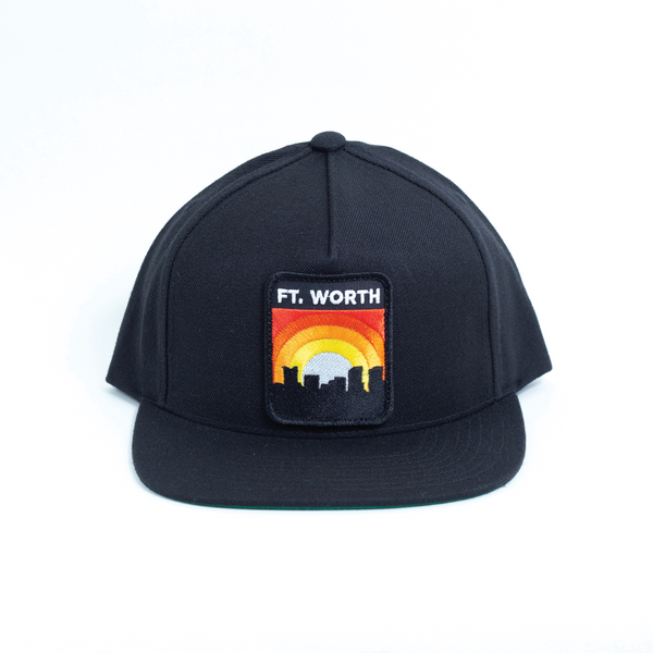 Fort Worth Sunset - SnapBack Hat
