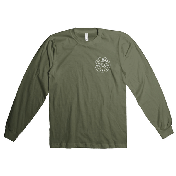 Fort Worth Badge - Long Sleeve