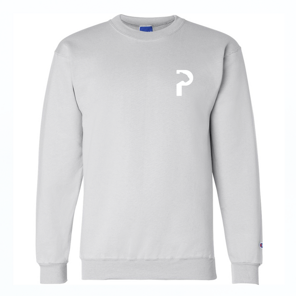 Panther City P™ x Champion® Crewneck - Gray