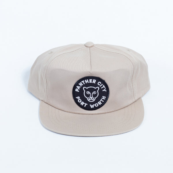 Panther City Fort Worth Badge - SnapBack