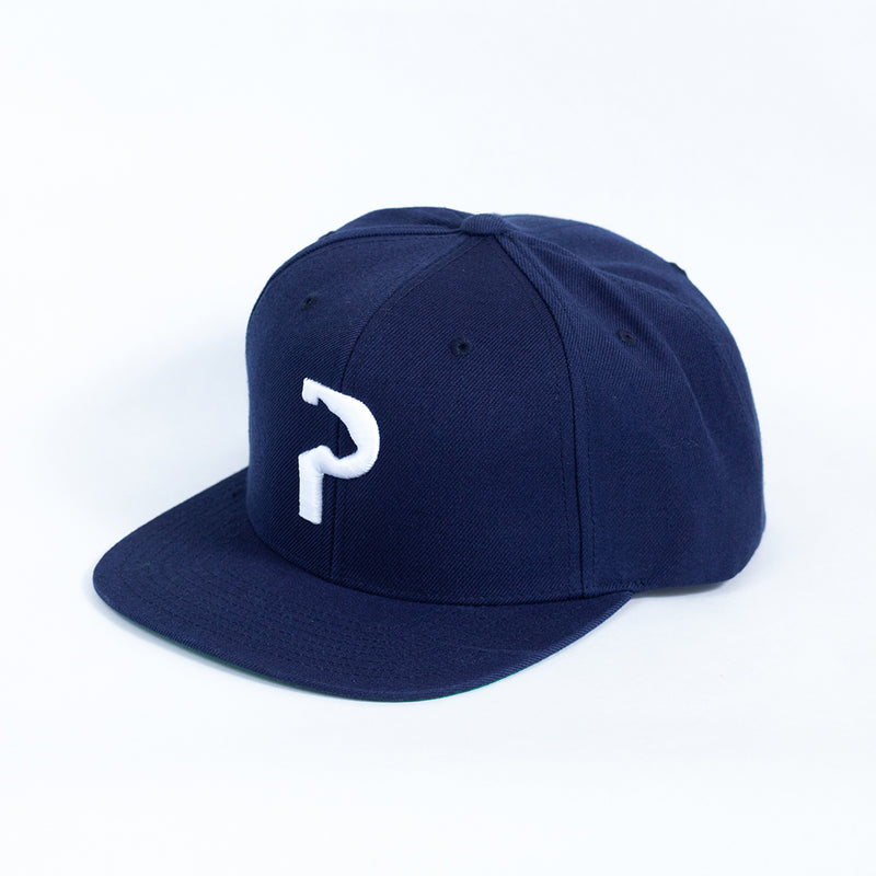 Panther City P™ - Navy - Snapback Hat