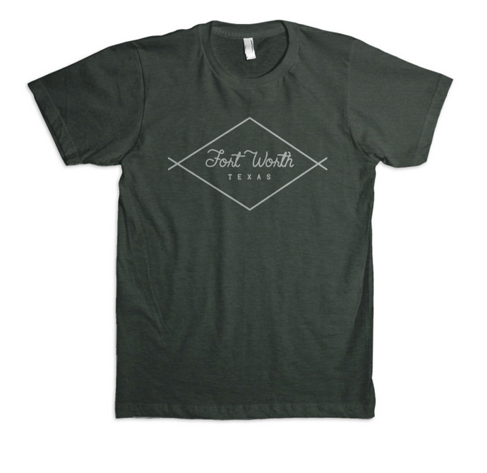 Fort Worth Diamond - T Shirt