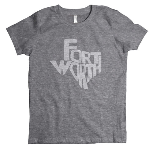Fort Worth Texas State - Youth Shirt