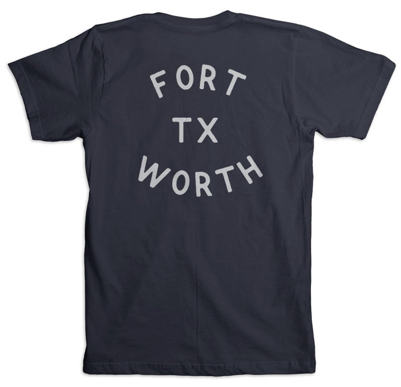 Fort Worth Vintage - Pocket Tee