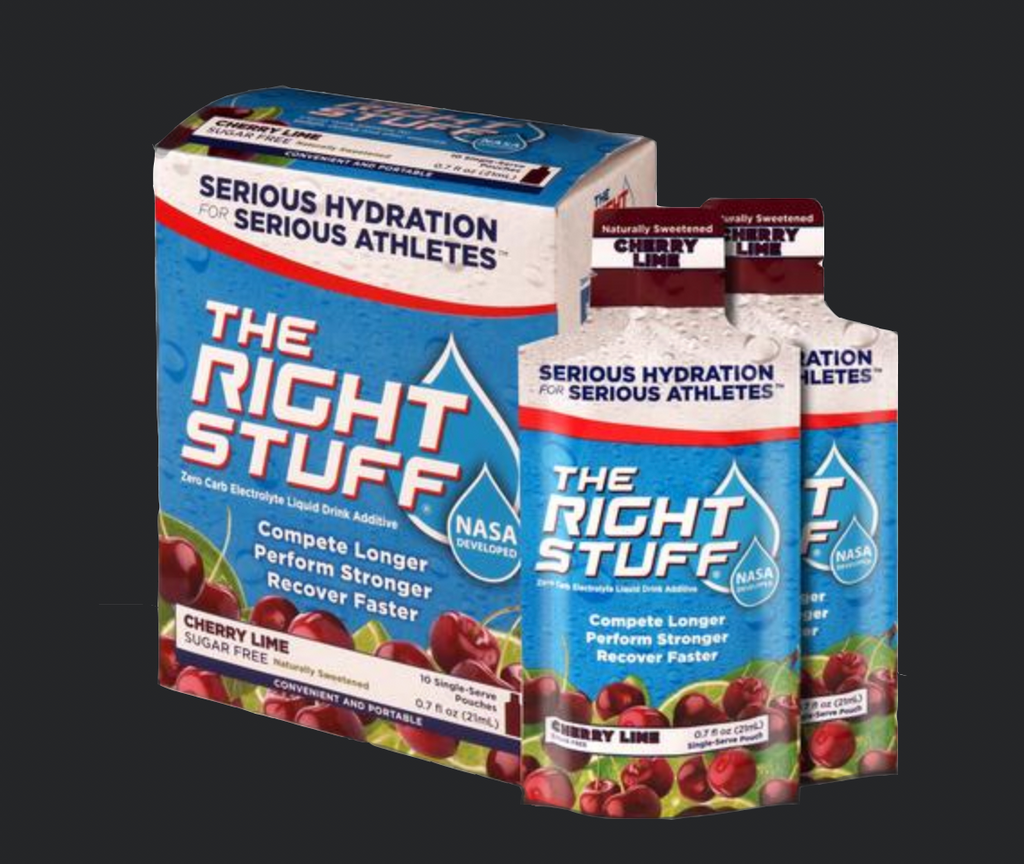 The Right Stuff -3 pack