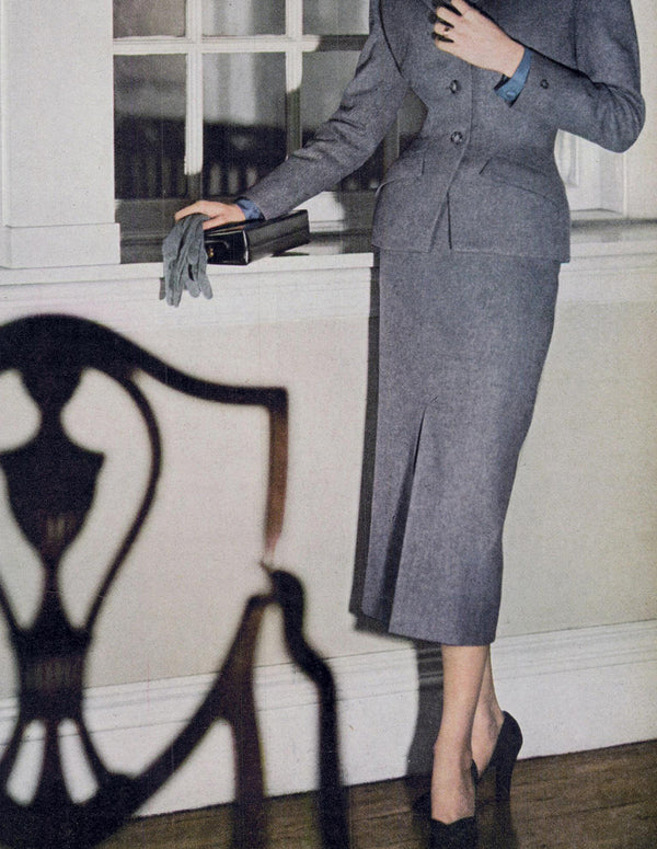 Town and Country, March 1953. Photographer: Emerick Bronson.