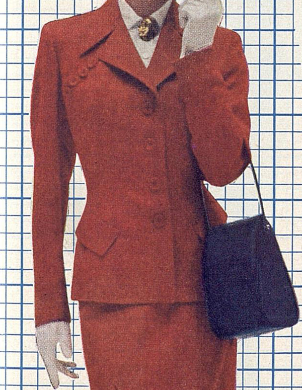 Redbook, February 1951. Photographer: Eleanor Murray.