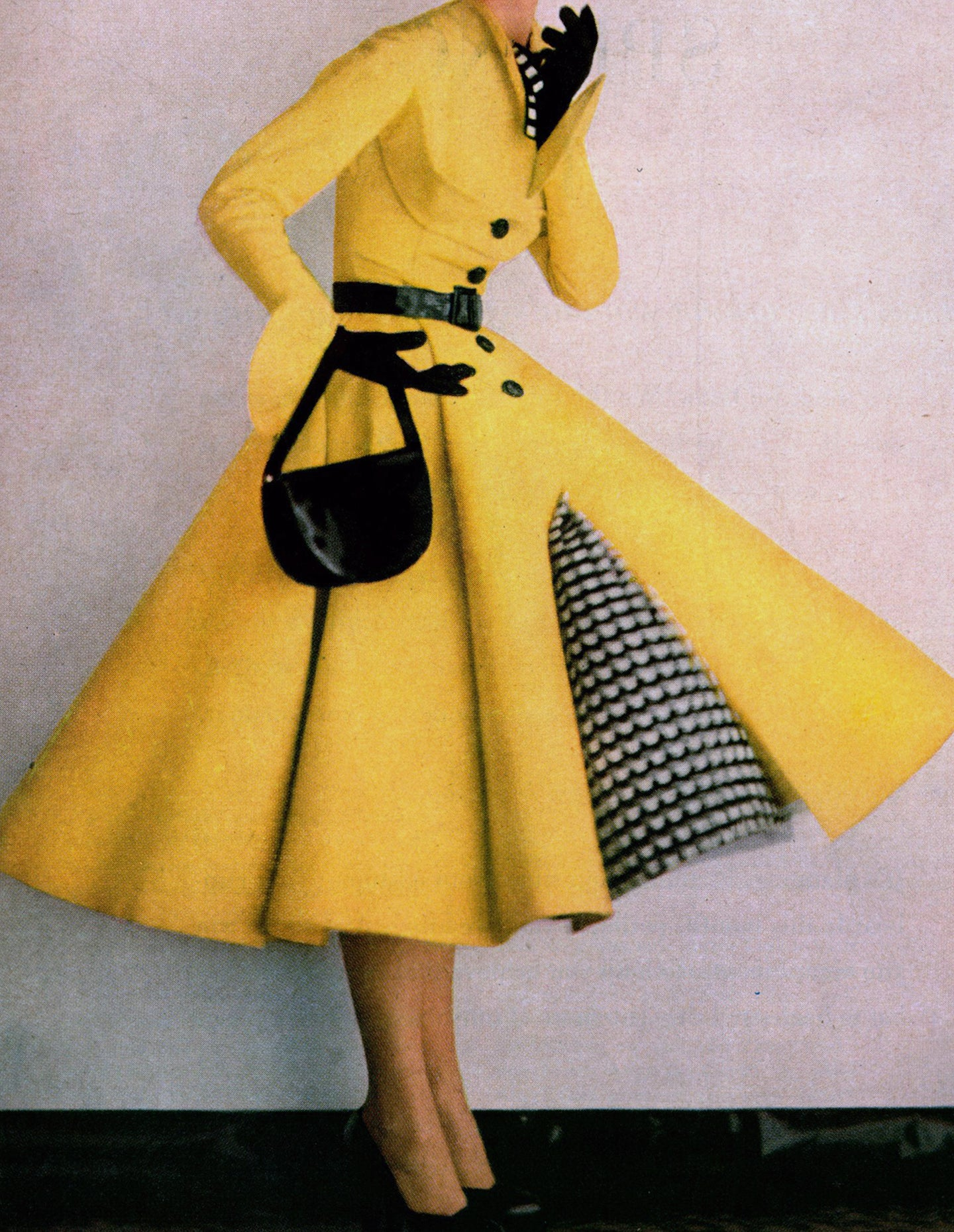 Charm, March 1952 photographer William Helburn