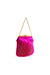 4 AM Bag in Magenta Odyssey Satin and Crystal