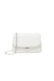 Sabi Shoulder Bag in White Leather