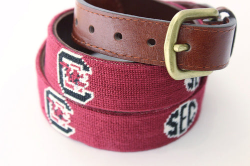 Smathers and Branson SEC Gamecock Belt