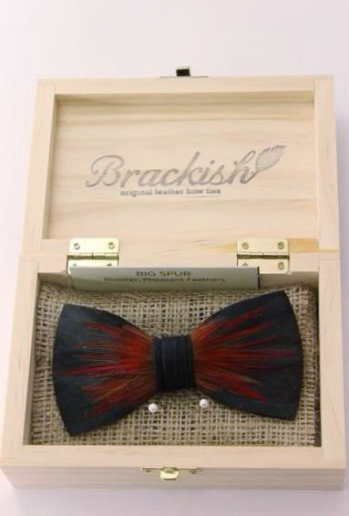 USC Gamecock Brackish Big Spur Bowtie