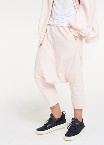 Drop It Pants /Petal Pink Sweats