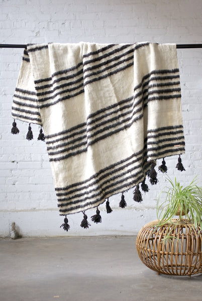 CONTINUAR WOOL BLANKET