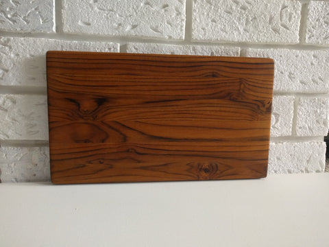 Teakwood Serving Tray - all heartwood