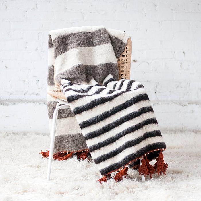 RAYAS WOOL BLANKET