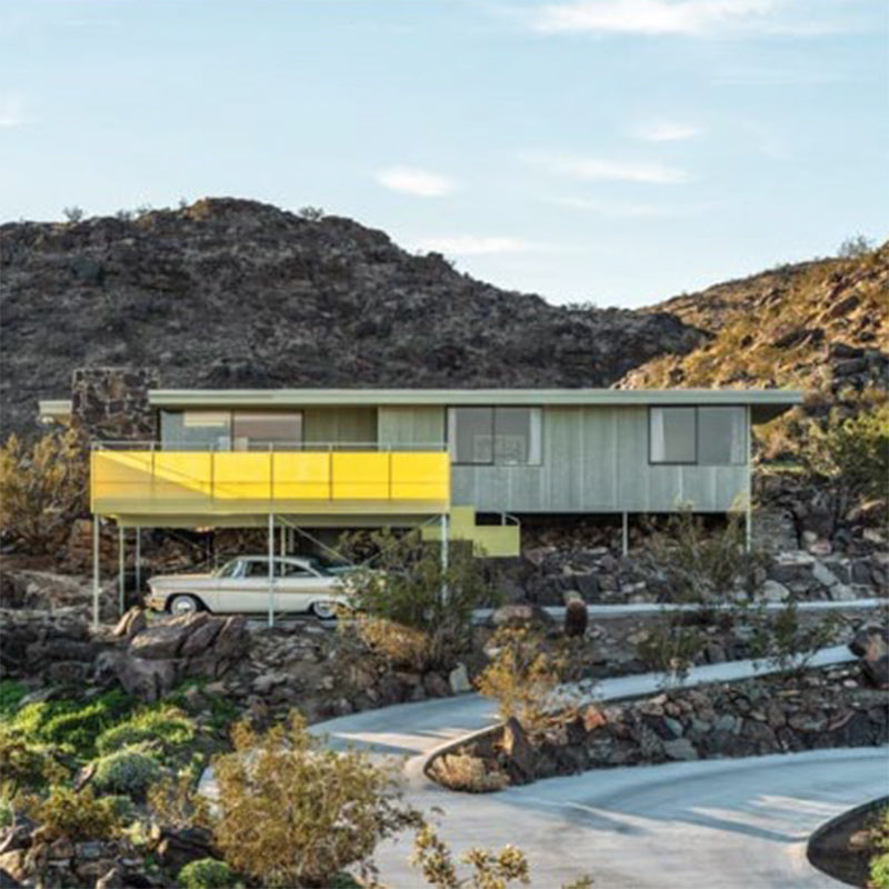 A Tribute to Design: Modern Properties We Can't Wait to See At Modernism Week