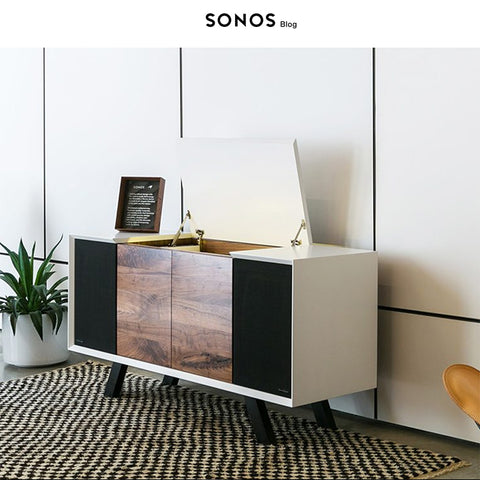 Sonos Blog: Sonos' latest collaboration with Wrensilva- Sonos Edition