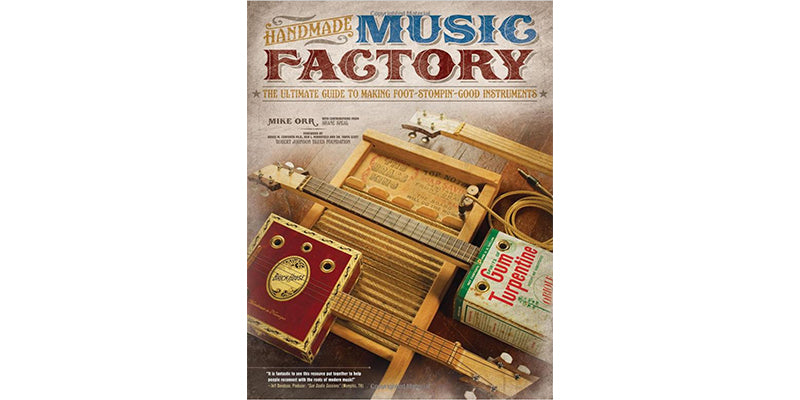 handmade music factory on wrensilva blog