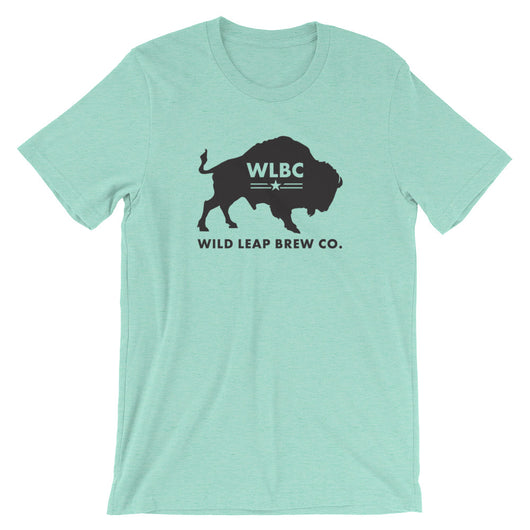 Buffalo Star T-Shirt - Wild Leap Brew Co.