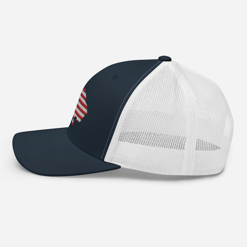 Trucker Hat - American Buffalo