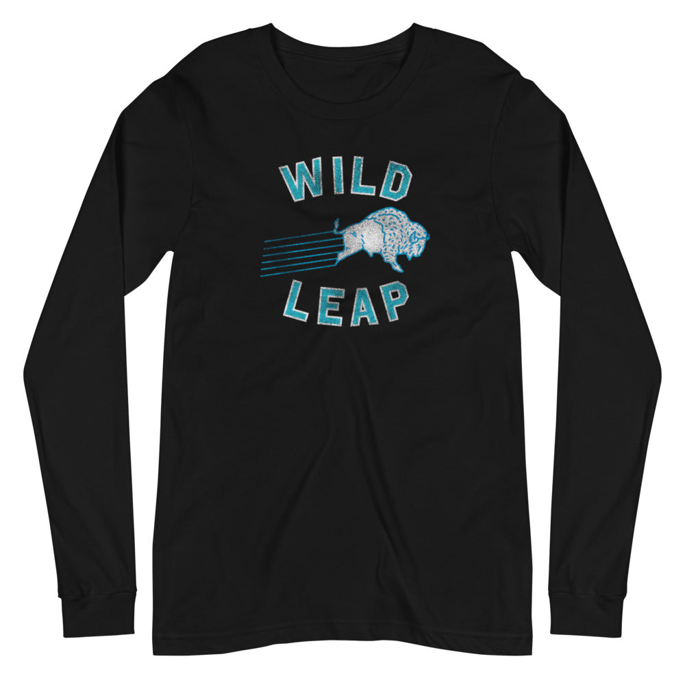 College Arch Long Sleeve Tee