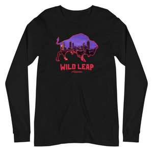 Wild Leap Atlanta Unisex Long Sleeve Tee