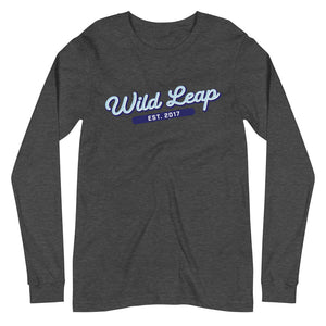 Fresh Script Unisex Long Sleeve Tee