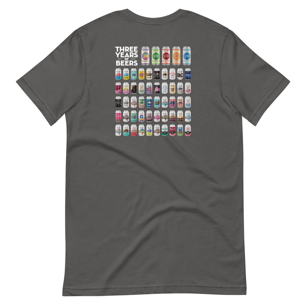 Three Years of Wild Leap | Tribute T-Shirt