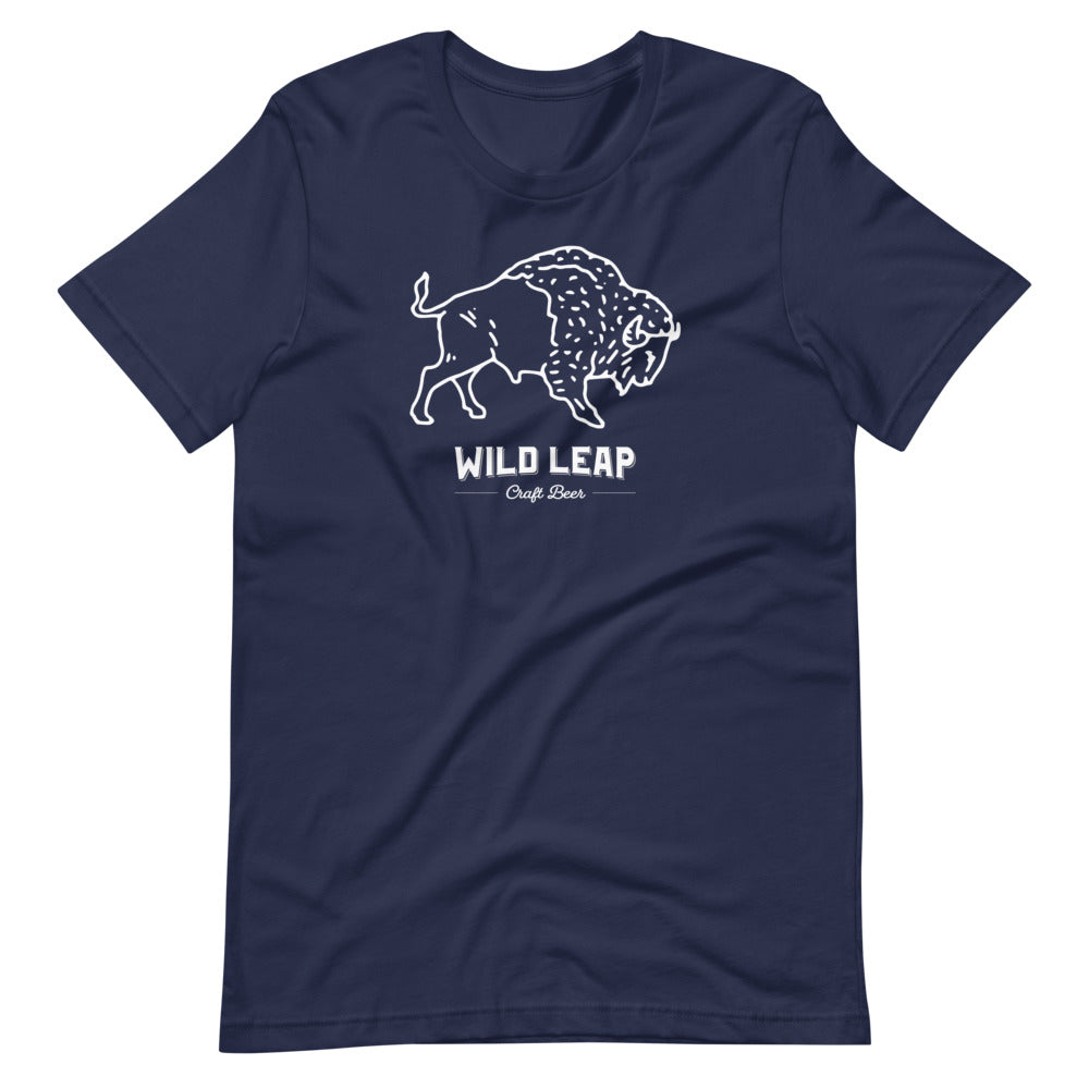 Craft Beer Buffalo Unisex T-Shirt