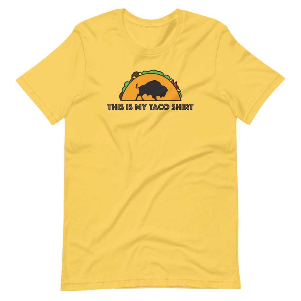 This Is My Taco T-Shirt