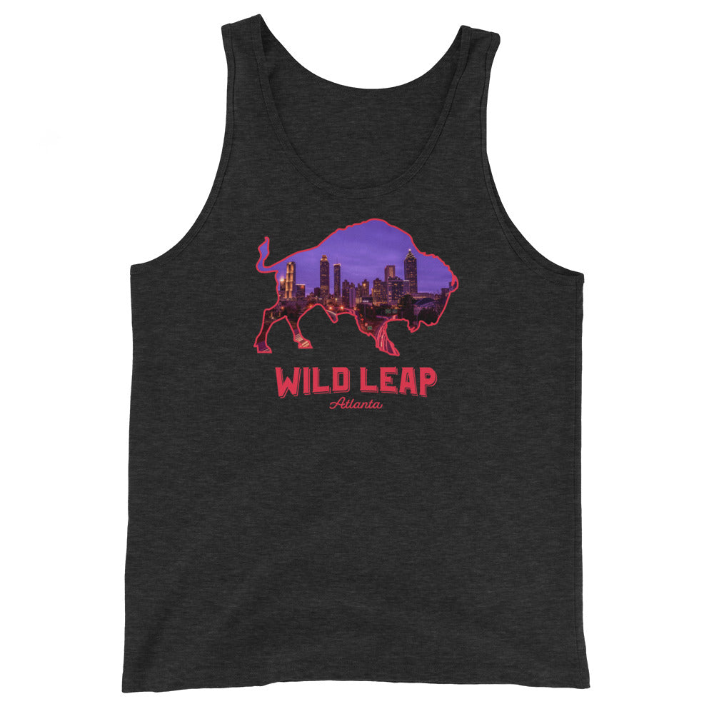 Wild Leap Atlanta Unisex Tank Top