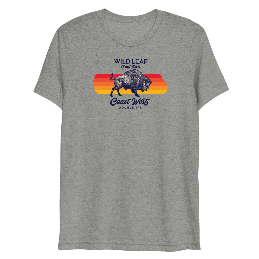 Coast West | Surfing Vibe T-Shirt