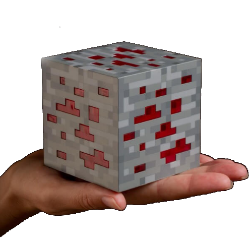 Minecraft Redstone LED Block