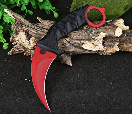 CS:GO Karambit Red