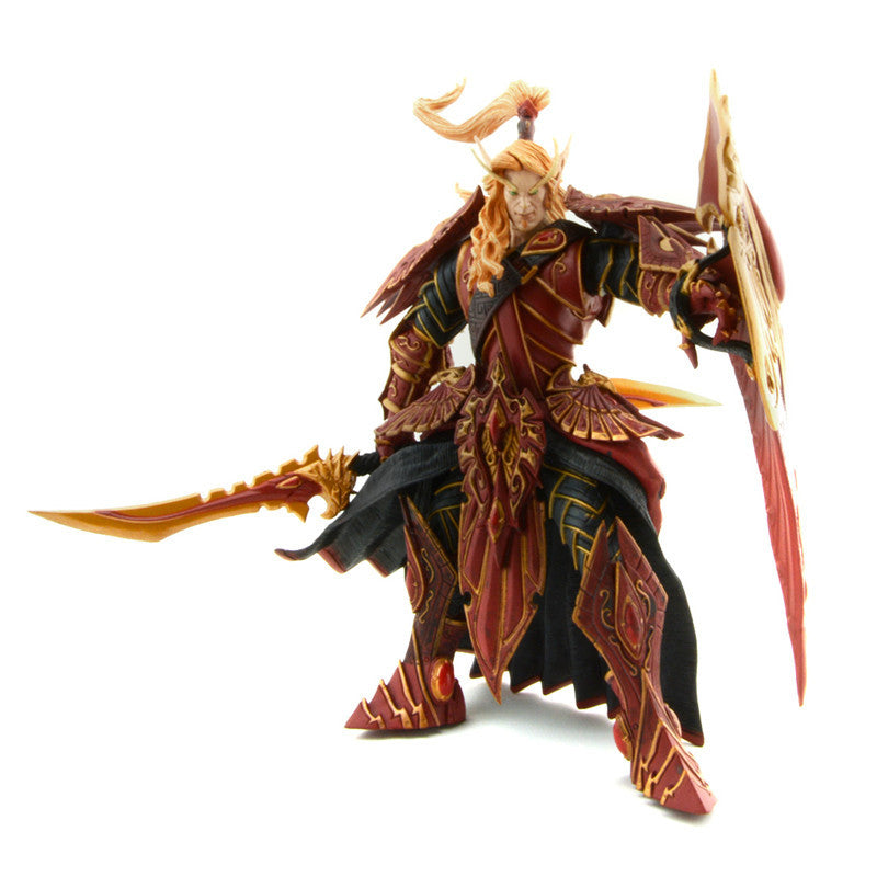 World of Warcraft Quin'thalan Sunfire figure (Premium)