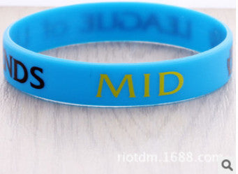 League of Legend Wristband (All lanes)