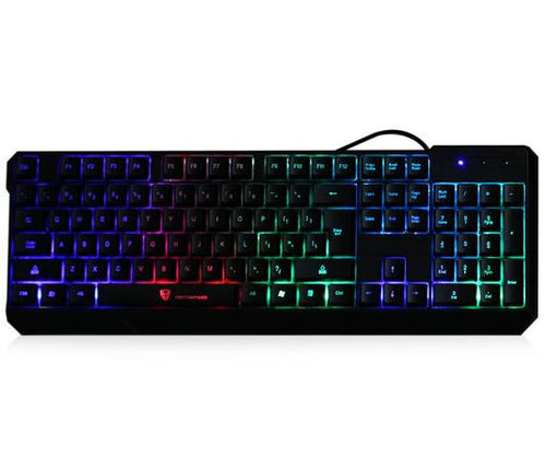 Multicolor fast response Gaming Keyboard (Premium)