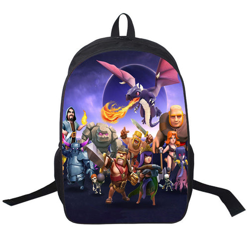 Clash of Clan Premium Backpack