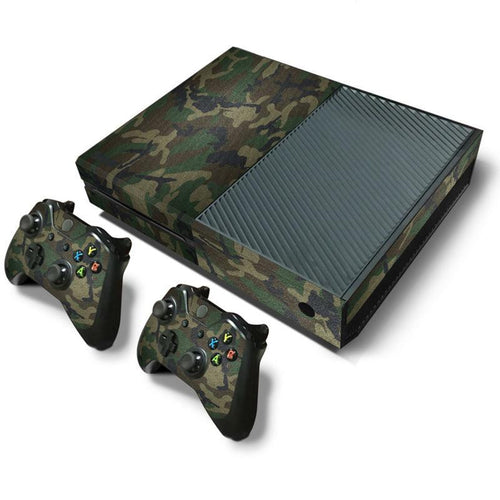 Xbox One Camouflage Sticker Set