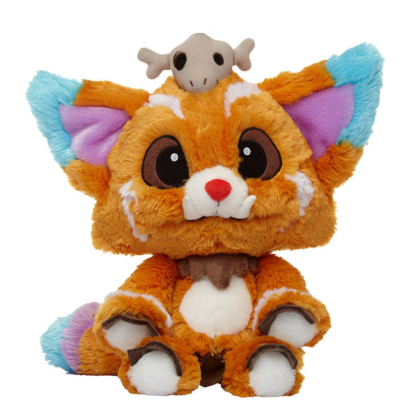 League of legends Gnar teddy bear