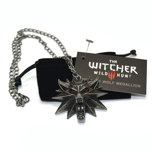The Witcher 3 Medallion Pendant (free)