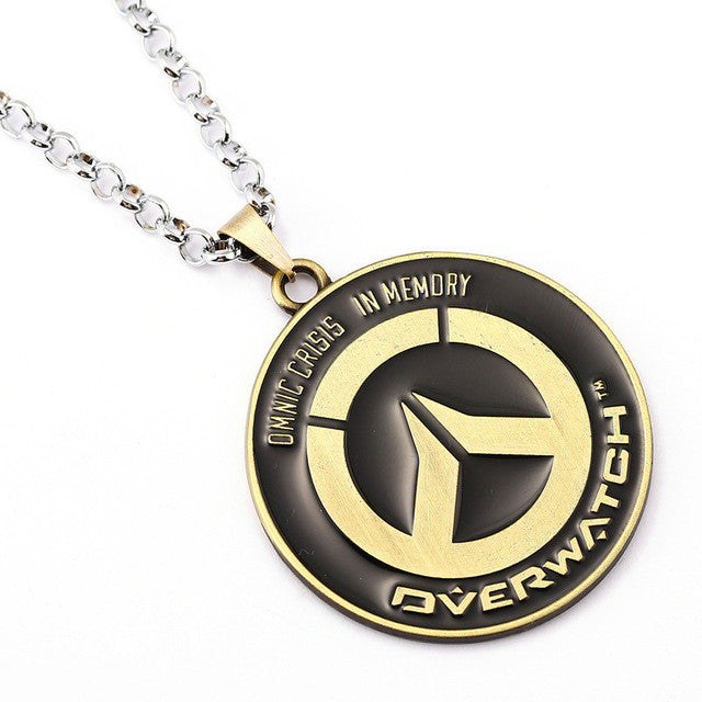 Overwatch Necklace (Premium)